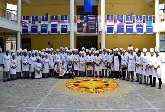 International Chef Competition